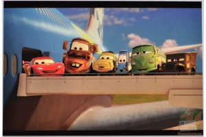Открытки Pixar II: Cars 2