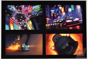 Открытки Pixar II: Tokyo Mater