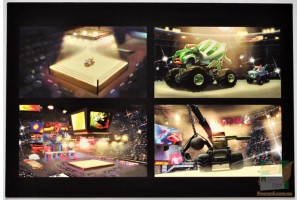 Открытки Pixar II: Monster Truck Mater