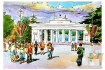 Открытка: Севастополь. Графская пристань