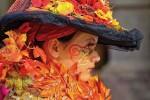 Открытка: Осенний наряд