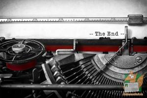 Открытка: Последний штрих