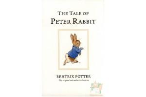 Почтовая открытка: The World of Peter Rabbit - 001
