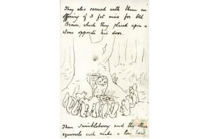 Почтовая открытка: The World of Peter Rabbit - 26