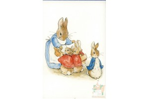 Почтовая открытка: The World of Peter Rabbit - 29
