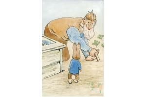 Почтовая открытка: The World of Peter Rabbit - 32