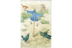 Почтовая открытка: The World of Peter Rabbit - 34