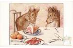 Почтовая открытка: The World of Peter Rabbit - 48