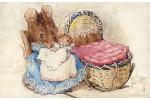 Почтовая открытка: The World of Peter Rabbit - 50