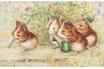 Почтовая открытка: The World of Peter Rabbit - 72