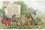 Почтовая открытка: The World of Peter Rabbit - 93