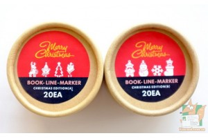 Металлические закладки - Рождество и Новый год