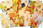 Закладки картонные: Возвращение кота