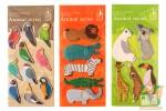 Набор японских отрывных закладок для книг