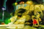 Набор из 7 открыток: Арт по мультфильмам Миядзаки и студии Ghibli