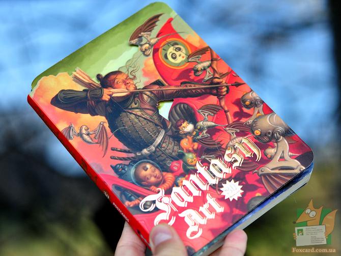 Набор открыток Фэнтези