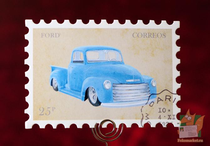 машинки марки