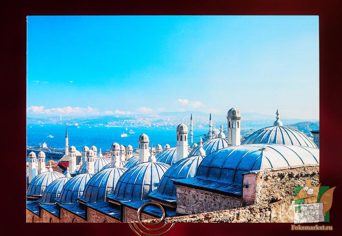 набор открыток Стамбул