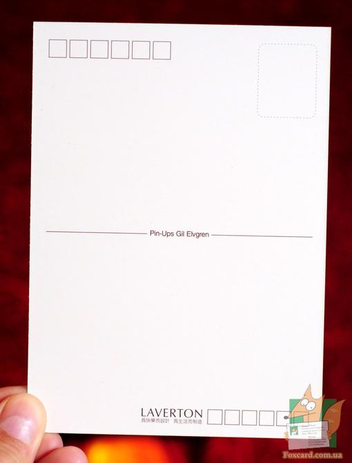 Набор из 30 почтовых открыток в стиле Pin Up