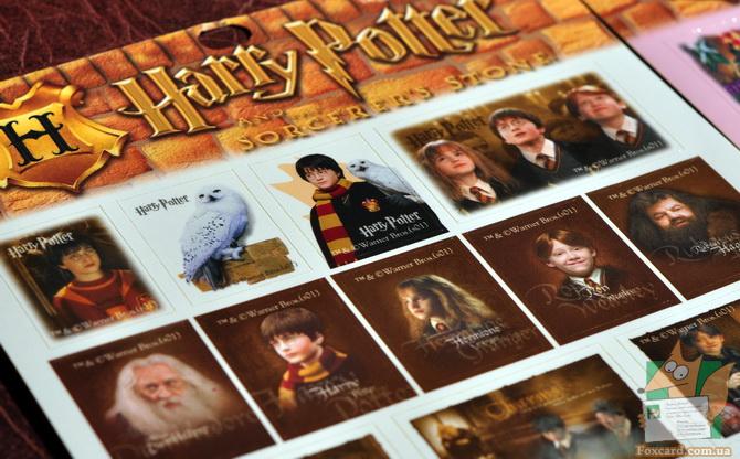 Наклейки с Гарри Поттером