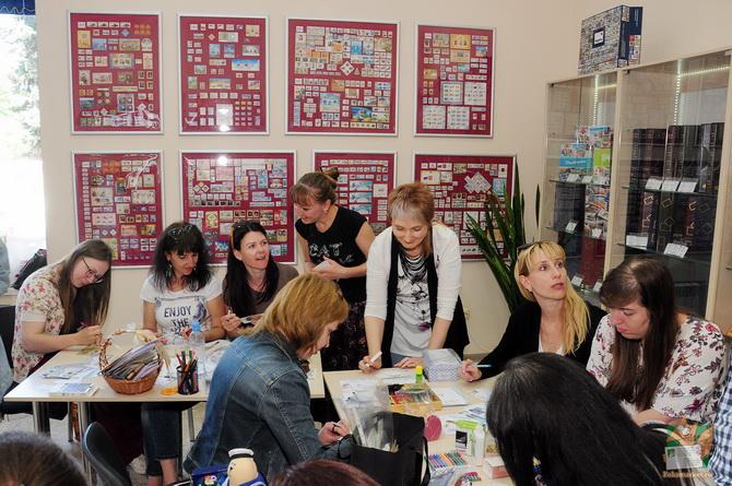 Встреча посткроссеров 12 мая 2018г