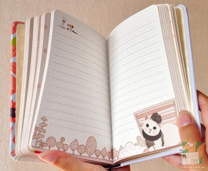 Блокноты Jetoy, дневник.