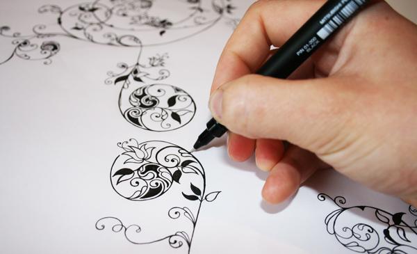 Что можно на рисовать маркером