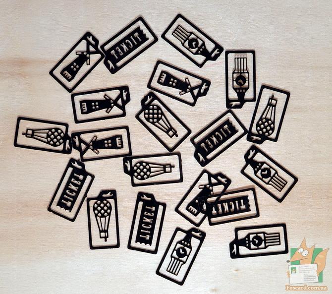 Закладки для книг для путешествий