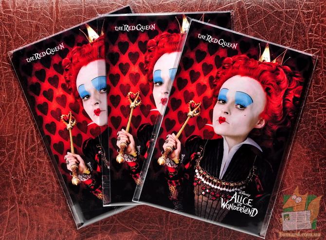 Наборы открыток для посткроссинга: Алиса в Стране чудес